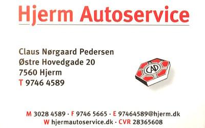 HJERM AUTOSERVICE